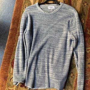 Goodfellow Sweater, Gray Textured